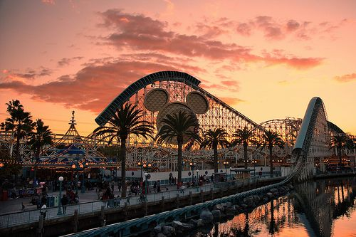 California Screamin'...can't wait to ride it!