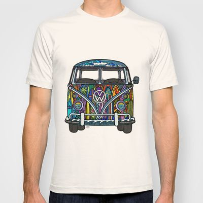 you are my best friend art print volkswagen surf and buses. Black Bedroom Furniture Sets. Home Design Ideas