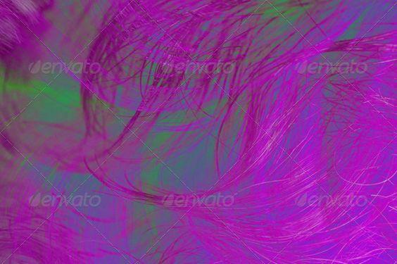 Neon Wave Texture