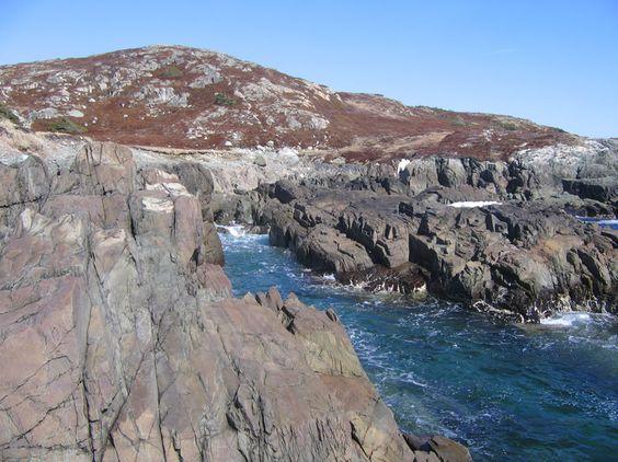 Gooseberry Cove, Cape Breton Island