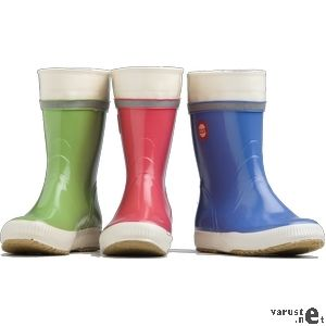 Nokia rubber boots