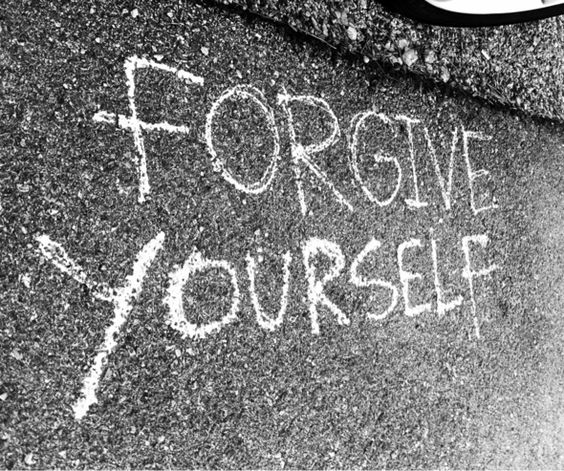 Forgive Yourself First  By Steve Truitt