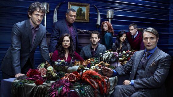 """la """"familia"""" en Hannibal"""