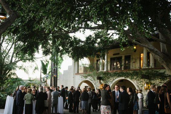 LA River and Garden Center Wedding  Read more - http://www.stylemepretty.com/little-black-book-blog/2014/03/26/la-river-and-garden-center-wedding/