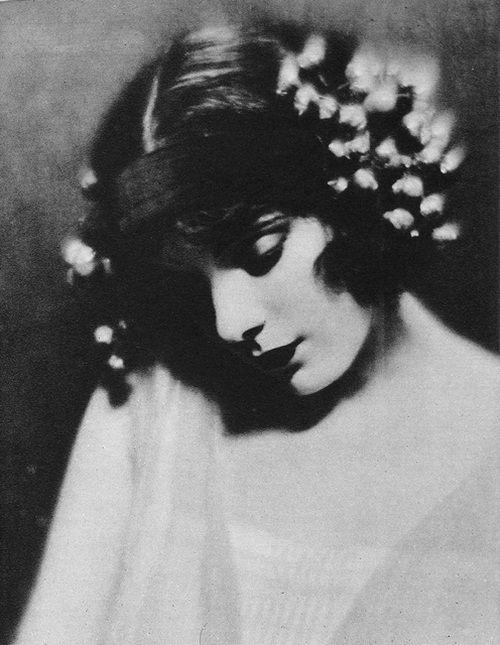Alma Rubens by Edward Thayer Monroe
