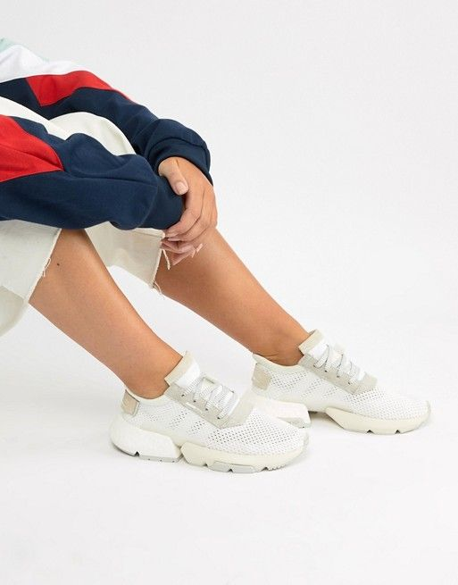 adidas Originals Shoes SC Premiere Raw WhiteCore White