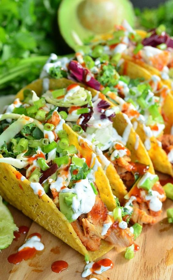 sweet blog sweet and spicy chicken show me spicy chicken tacos tacos ...