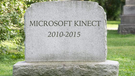 The Kinect is dead | Polygon