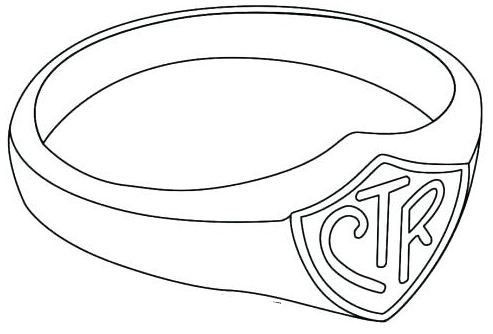 Ctr Shield Coloring Page Lds Ctr Shield Coloring Pages Printable Coloring Book