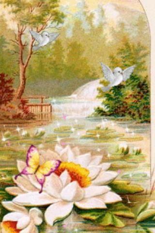 Company Picnic Wallpaper