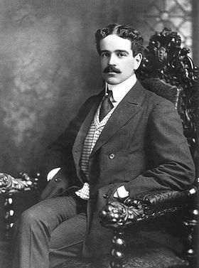 William K Vanderbilt II, son of William Kissam and Alva Erksine Smith…
