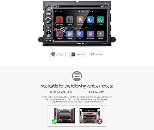 Eonon Ga6173f Android 5 1 Car Dvd Player Special For Ford F150