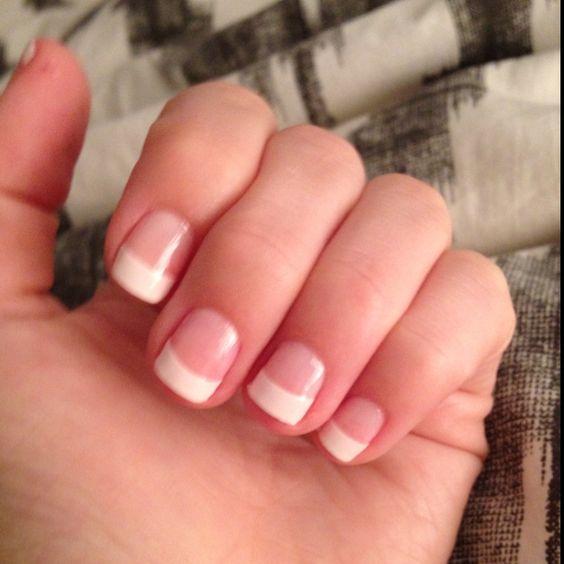 incoco french nail appliqués