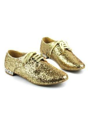 BLING BLING Nightclub Sequins British Gentleman Shoes  www.choies.com