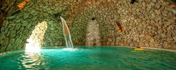 Muy cerca de Querétaro, en San Miguel de Allende, podemos disfrutar de unas deliciosas aguas termales.