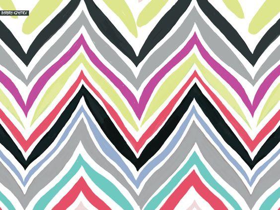 Iphone wallpaper chic - Fancy Weekly Wallpaper Tajine Chevron Barbra