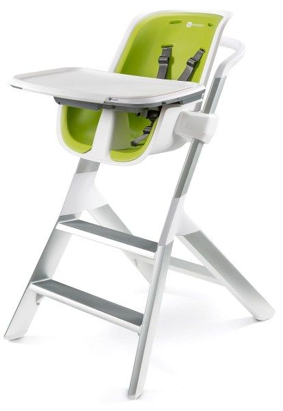 Magnetic Innovation: The 4moms Highchair!