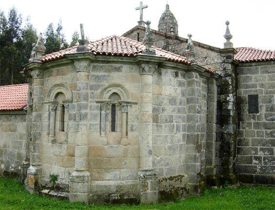 San Martiño de Agudelo (Barro, Pontevedra)