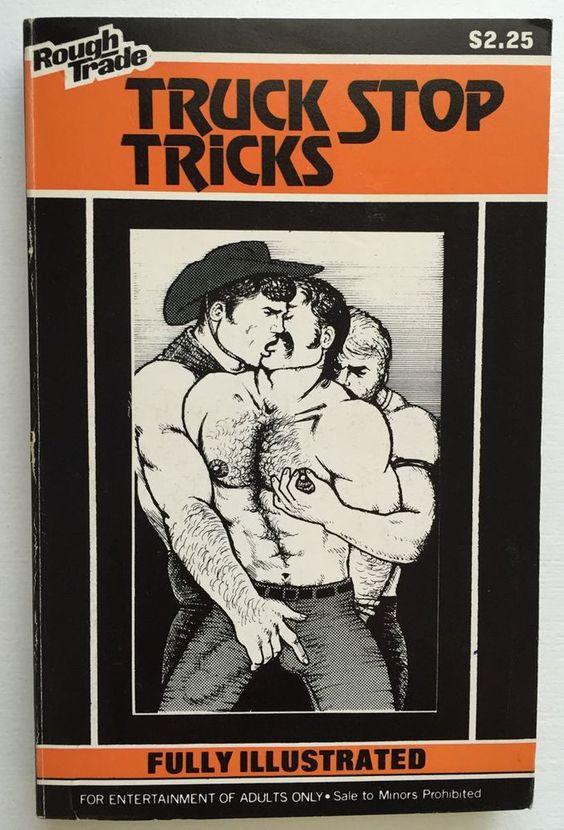 tales paperback trucker gay