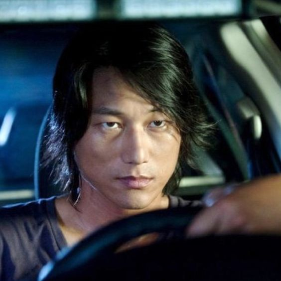 Sung Kang, my new celebrity crush. Hottttttttttttttt