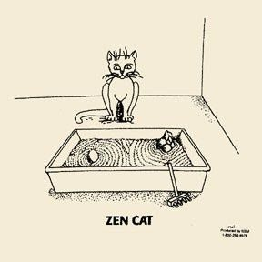 "SEED OF FELINE WISDOM ~ "" I have lived with several Zen masters, all of them cats."" ~ Eckhart Tolle:"