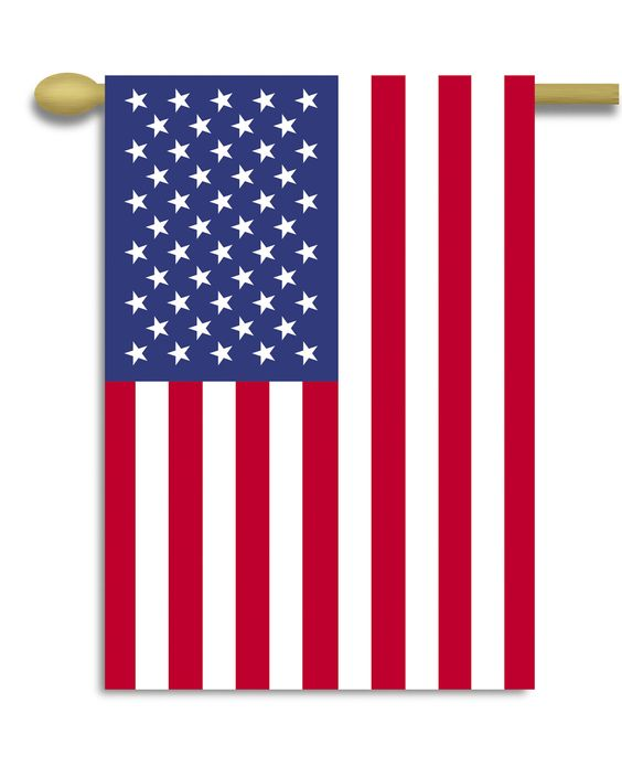 United States Vertical Flag