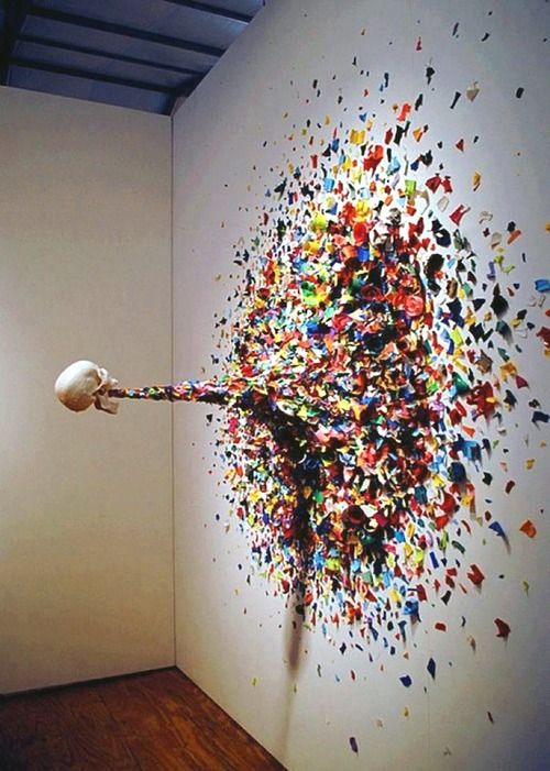 Typoe- Confetti Death, 2011