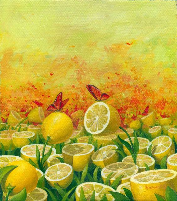 Worlds-Full-of-Lemons-by-Surrealist-Painter-Vitaly-Urzhumov12__880: