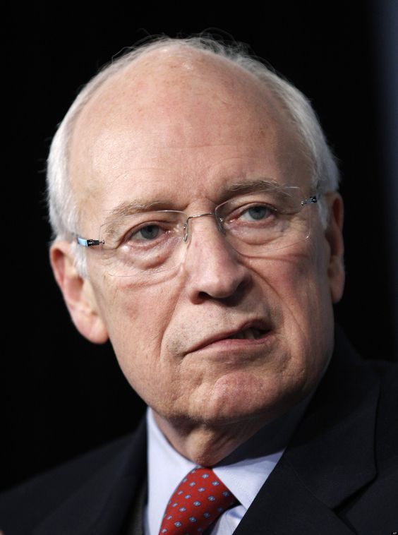 Edward Snowden: Dick Cheney Calling Me A Traitor Is The 'Highest Honor' For An American