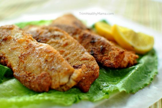 Batter for frying baking meats veggies s or e or fp for Low carb fish batter