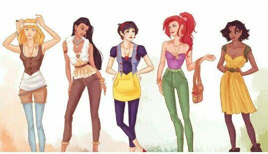 Best hipster princesses i've seen