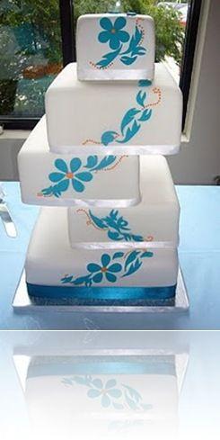 Offset cake