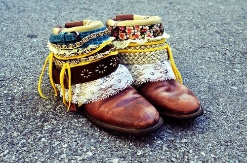 Pretty Boho Shoes