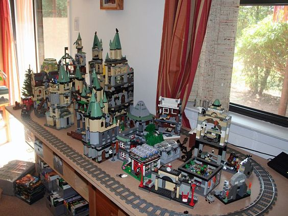 Jackie 39 s lego hogwarts moc miscellaneous craft for Lego world craft