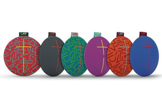 This Is The Best Speaker To Take To The Beach #refinery29  http://www.refinery29.com/2015/06/89228/ultimate-ears-ue-roll-waterproof-speaker#slide-2  The Roll comes in six different color combinations.