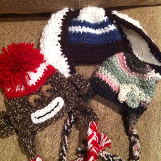 Fun hats www.sewcialbutterflies.com