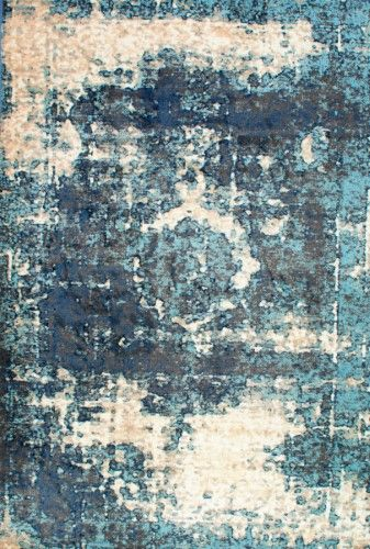 Nuloom Vintage Lindsy Blue 2 Feet 8 Inch By 12 Feet Machine Made Runner Rug Rugs Rugs Usa Vintage Rugs
