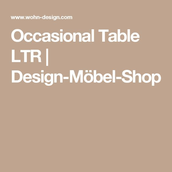 Occasional tables and Tables on Pinterest