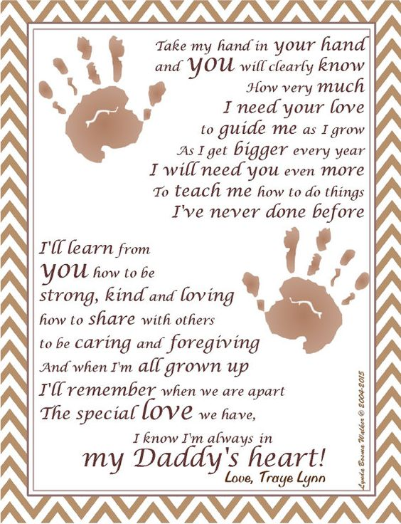 fathers day poem from baby   image mag