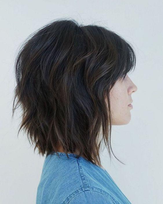 50 Most Universal Modern Shag Haircut Solutions