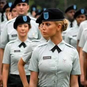 Womens Army Uniform 54