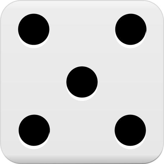Dado virtual 6 caras - Studios - Scratch