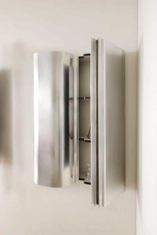 Pierre Saalburg Vaisselier C Photo Katrin Vierkant Interior Design Art Joinery Details Memory Design