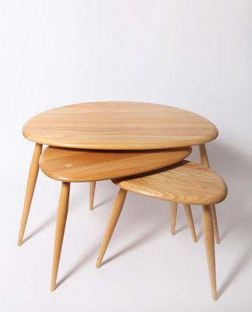 ERCOL : NEST TABLE   Sumally