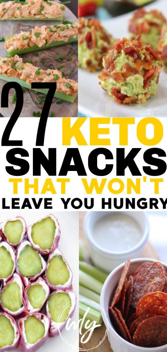 The 27 Best Keto Snacks on the Go - Whole Lotta Yum