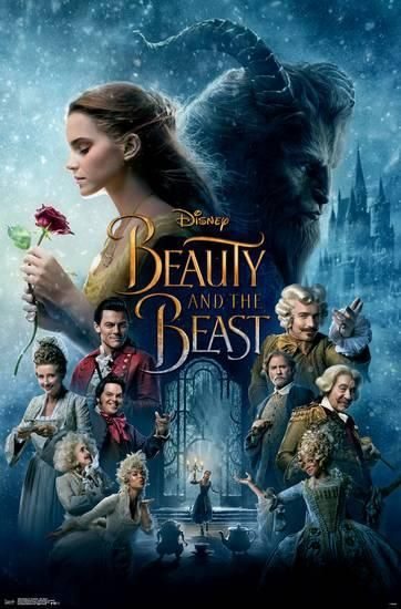Beauty & The Beast- One Sheet Prints at AllPosters.com