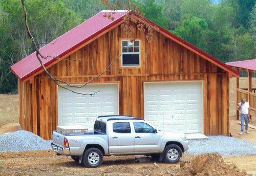 View Our Gallery Of Garage Buildings Storage We Know Youll Find Builders At National Barn Company A Perfect Fit For Your