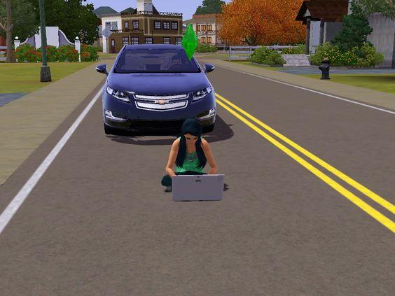 Do homework sims 3