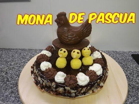 Pollitos De Pascua Postres La Lechera Youtube Monas De Pascua Recetas De Comida Cobertura De Chocolate