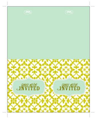lots of great free printables - banners, invites, labels, etc